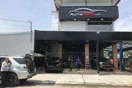 BG Products Inc thăm và hỗ trợ kỹ thuật trực tiếp tại xưởng dịch vụ AUTO 365 và Gara TIÊN PHONG