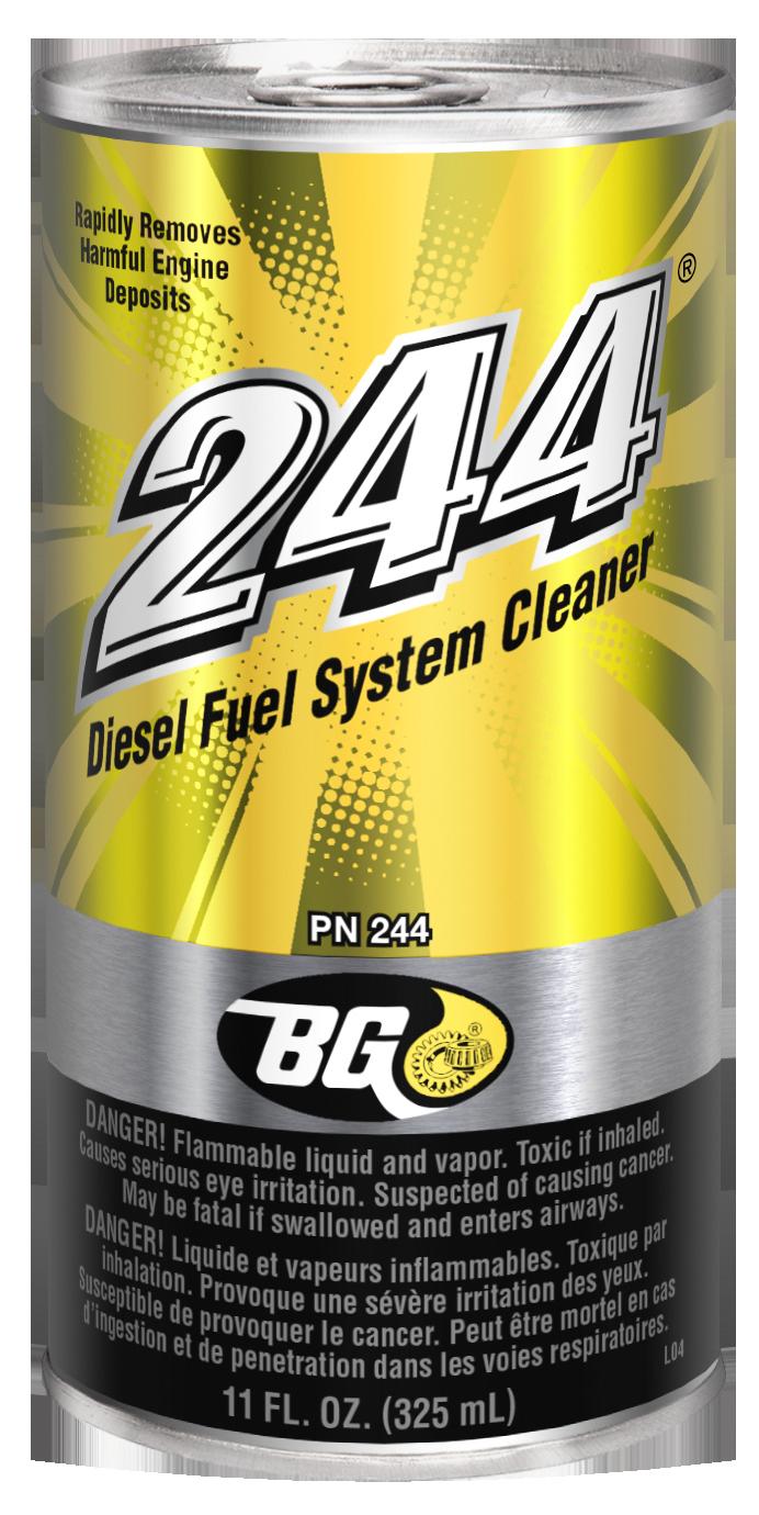 Hoạt chất làm sạch hệ thống nhiên liệu Diesel – PN 244
